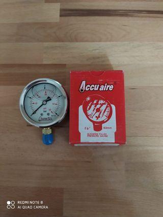 manometro o reloj de presion