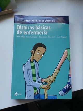 TÉCNICAS BÁSICAS DE ENFERMERIA