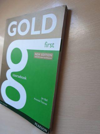 Gold First (B2)