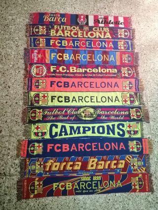 Bufandas Futbol FC Barcelona