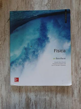 Libro Física 2 Batxillerat / Bachillerato