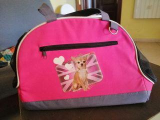 transporting para perro o gato