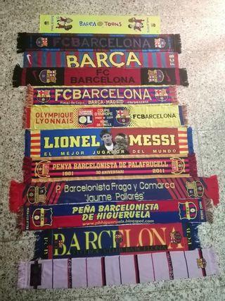 FC Barcelona Bufandas Futbol
