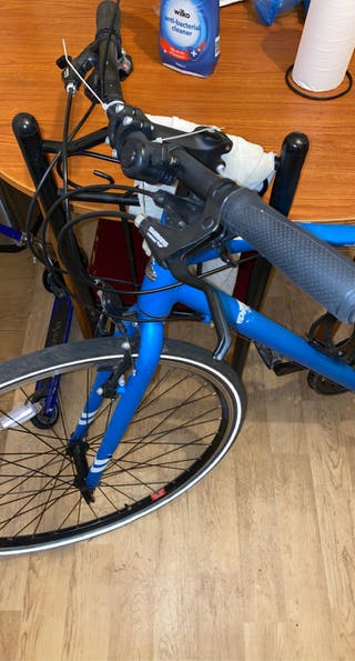 Raleigh strada bike