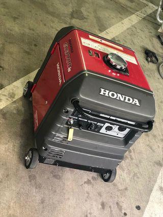 Generador inverter HONDA EU3000is