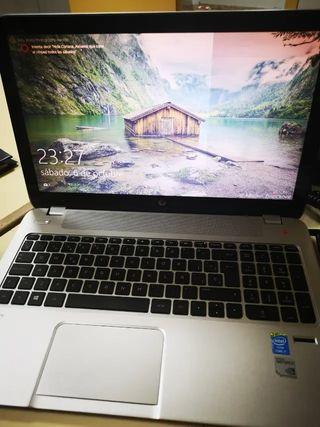 Portátil HP ENVY i7 16RAM 1TB UNA GRAN MAQUINA