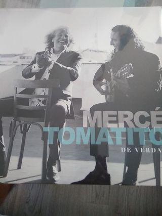 vinilo José merce y Tomatito