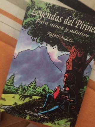 Libro Cuentos del Pirineo para niños y adultos
