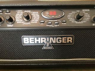 Cabezal de guitarra - Behringer LX1200H V-Ampire