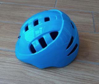 Casco nuevo bicicleta