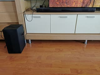 Barra sonido LG 220w RMS