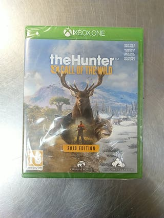 The Hunter Call Of The Wild, XBOX ONE