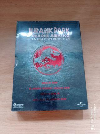 Jurassic Park la colección definitiva