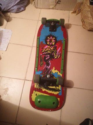 skate rojo