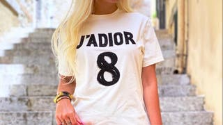 Camiseta blogger JADIOR talla S