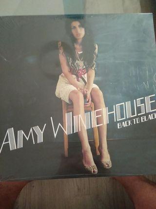 vinilo Amy winehouse back to black
