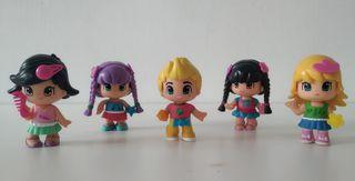 pinypon 5 figuritas