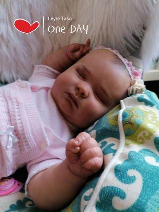 preciosa bebé Reborn Josephine