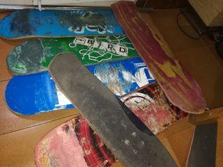 pack tablas skate