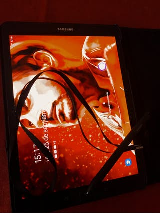 Samsung galaxy tab S3 +lápiz digital +funda