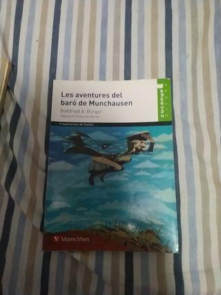 aventures del Baró Munchausen