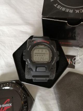 Reloj casio g shock dw6600