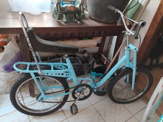 Bicicleta Vintage plegable