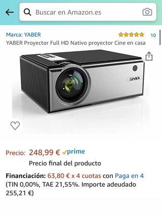 Proyector FULL HD NATIVO NUEVO