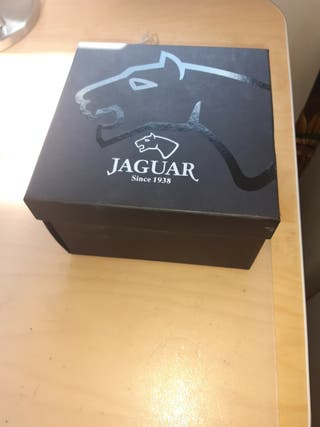 Estuche reloj Jaguar j663/2 Madera Original.nueva