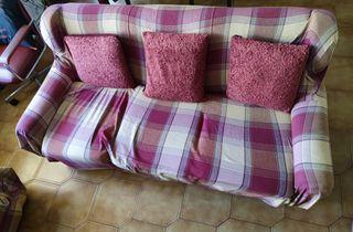 Sofa y butacas