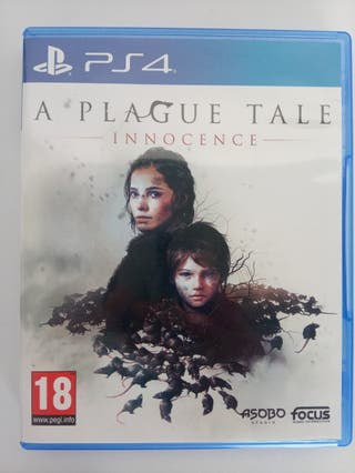 A Plage Tales: Innocence PS4