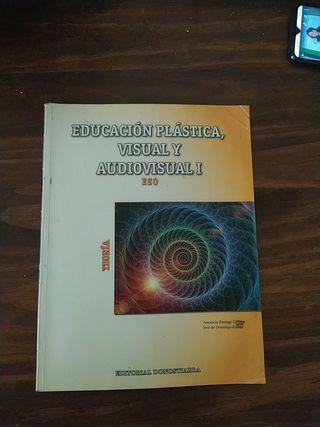 libro de plástica