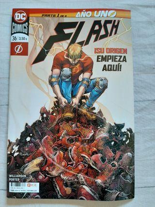 comic Flash 50 / 36. ECC