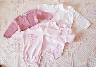 bodies cuello bebé