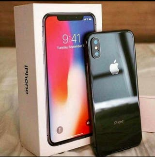 iPhone X - 64 GB * CAMBIOS *