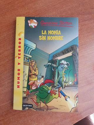 Gerónimo Stilton: la momia sin nombre
