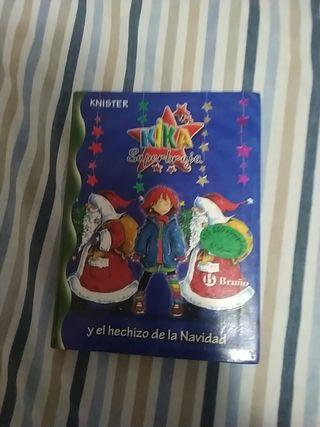 kika Superbruja y el hechizo de Navidad