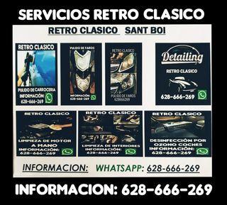 SERVICIOS RETRO CLASICO