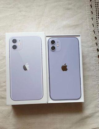 IPhone 11. Color malva 128gb