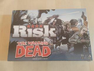 Juego de mesa Risk the Walking dead