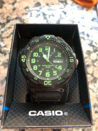Reloj de mano CASIO