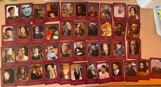 Cromos Harry Potter (Carrefour)