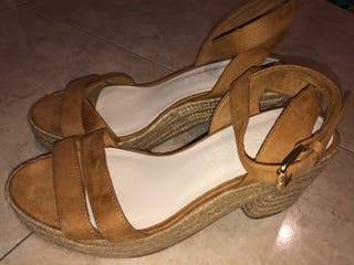 Sandalías de tacon