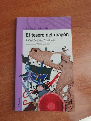 libro el tesoro del dragón