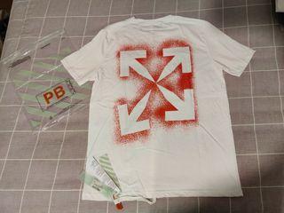 Camiseta Off White talla S