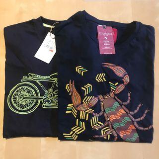 Pack 2 Camisetas SPRINGFIELD (Talla S)