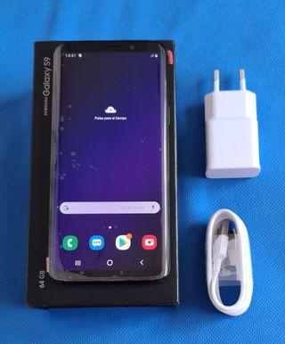 Samsung S9 64GB Negro