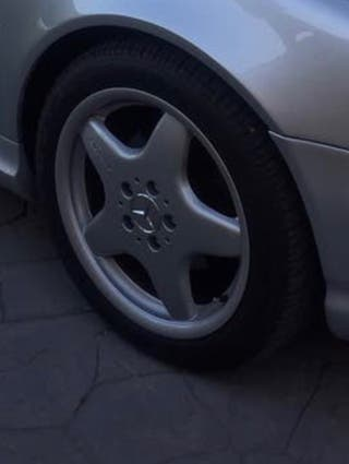 Mercedes Benz AMG llantas 17