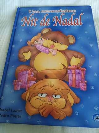 libro navideño infantil
