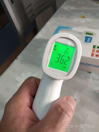 termometro inflarojos